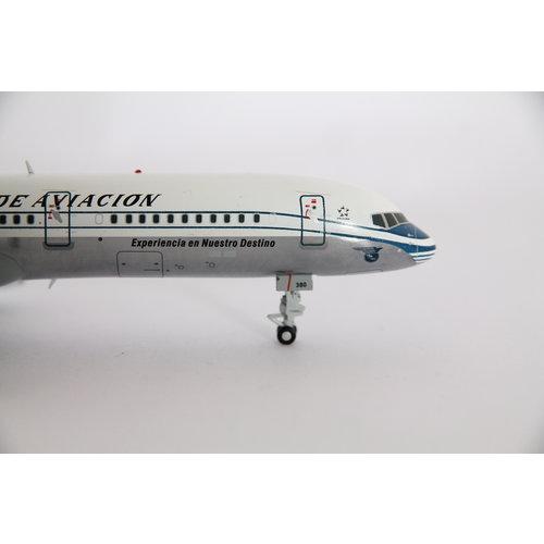 """Gemini Jets 1:200 Mexicana """"Retro"""" B757-200"""