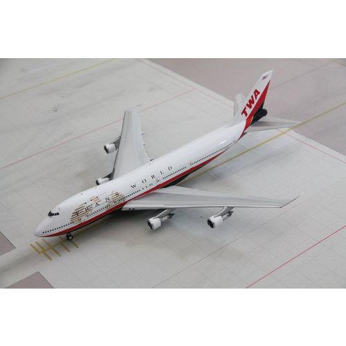 Inflight 1:200 TWA B747-100
