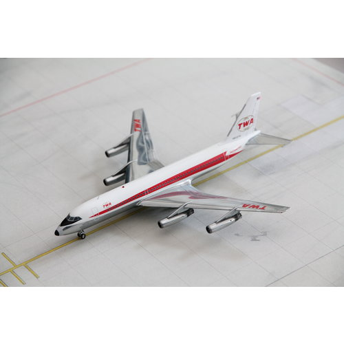 Inflight 1:200 TWA Convair 880