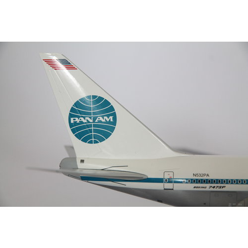 Gemini Jets 1:200 Pan Am B747SP