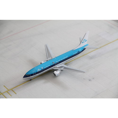 JC Wings 1:200 KLM B737-400