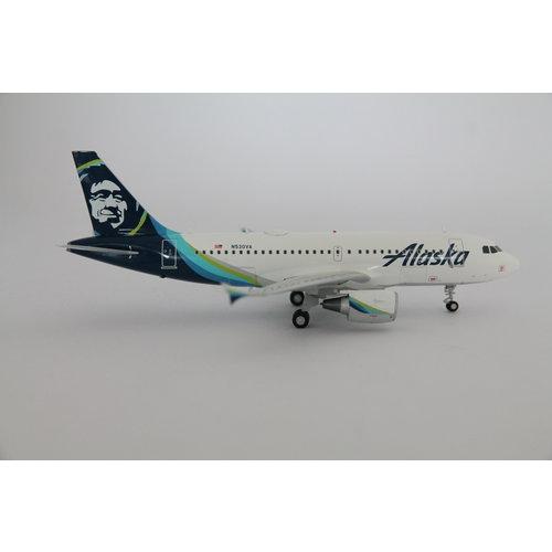 Gemini Jets 1:200 Alaska Airlines A319