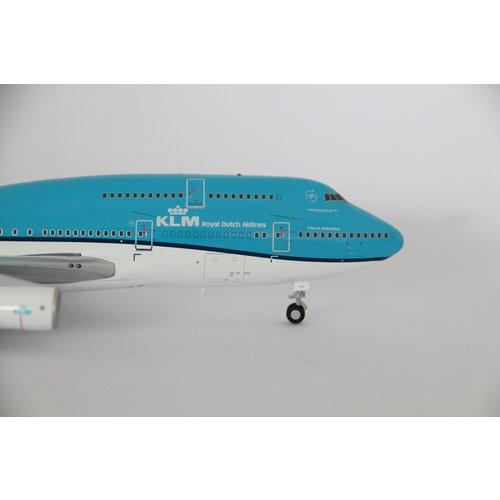 Gemini Jets 1:200 KLM B747-400 - Flaps Down