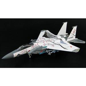 "Hobby Master 1:72 F-15J ""Mount Fuji"" 42-8838 ""JASDF 50th Anniversary Scheme"", 2004"