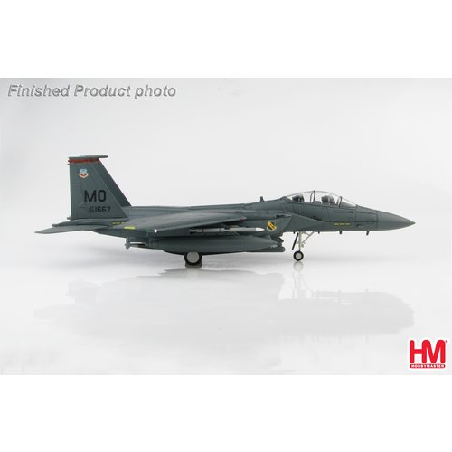 "Hobby Master 1:72 F15E Strike Eagle USAF, 88-1667, 391st FS ""Operation Enduring Freedom"""