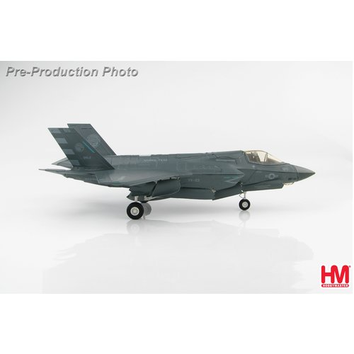 Hobby Master 1:72 F-35B Lightning US Marines, BF-05, flown by Cdr. Nathan Gray, HMS Queen Elizabeth, 2018