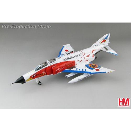 "Hobby Master 1:72 McDonnell Douglas F-4EJ Kai ""302sq  F-4 final Year 2019"" (White)"