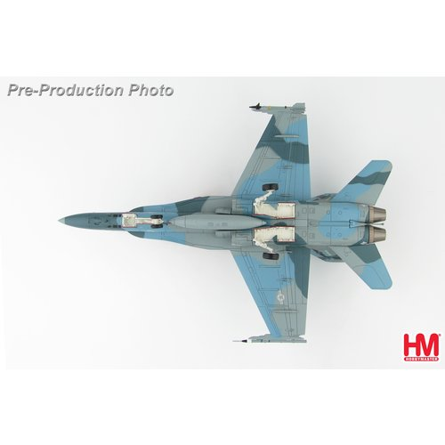 Hobby Master 1:72 McDonnell Douglas F/A-18A BuNo 162875, NSAWC 55, 2004-2006