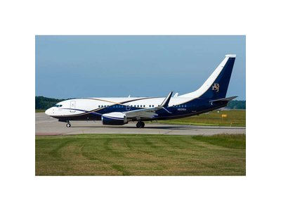 JC Wings 1:200 Boeing Aircraft Company Boeing 737-800(BBJ)