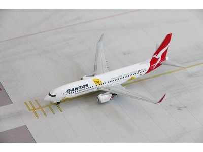 "JC Wings 1:200 Qantas ""Wallabies"" B737-800"
