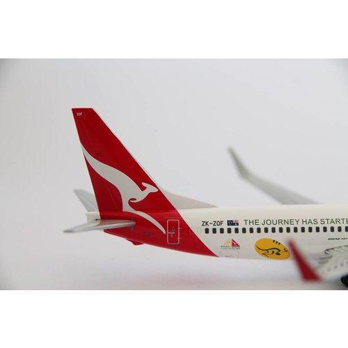"JC Wings 1:200 Qantas ""Wallabies"" B737-800"