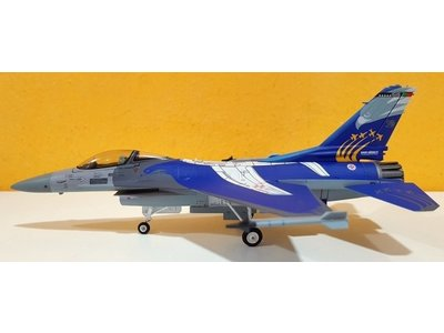 JC Wings 1:72 F16A Fighting Falcon (Portuguese Air Force, 201 Squadron, 50th Anniversary, 2009)