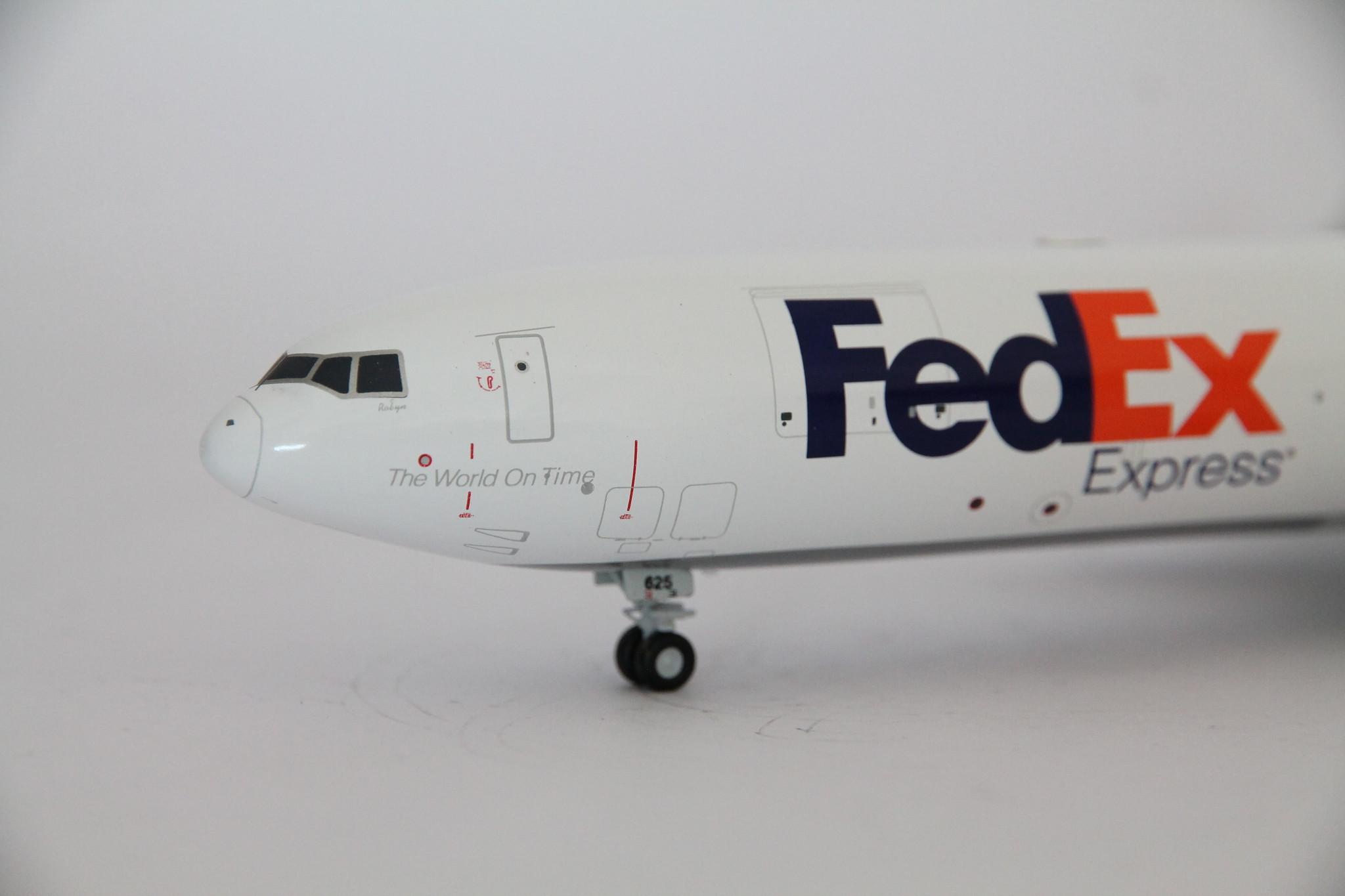 Gemini Jets 1:200 FedEx MD-11F N625FE G2FDX825 IN STOCK