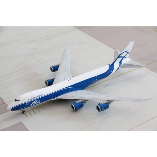 Gemini Jets 1:200 Air Bridge Cargo B747-8F