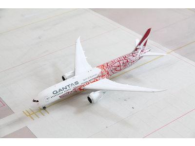 "BBOX 1:200 Qantas ""Emily - Balarinji"" ""Yam Dreaming"" B787-9"