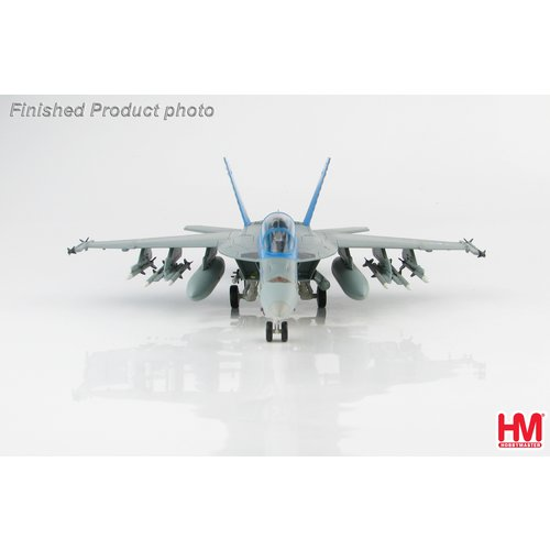 """Hobby Master 1:72 F/A-18F Super Hornet (US Navy, 165801, VX-23 """"Salty Dogs"""", Naval Air Station Patuxent River, 2016)"""