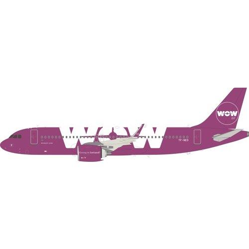 JFox 1:200 WOW Air A320neo