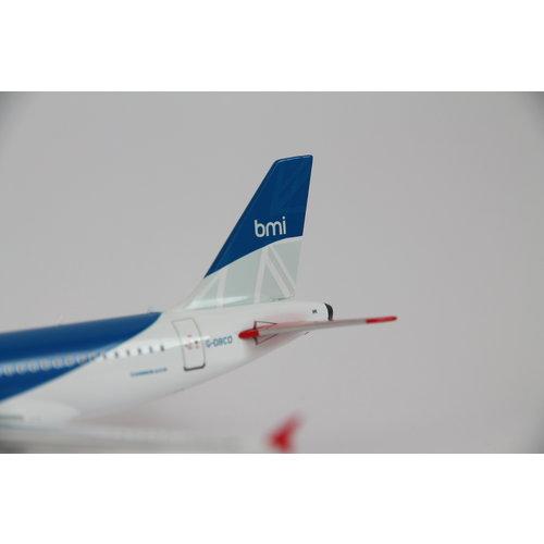 Gemini Jets 1:200 BMI British Midland A319