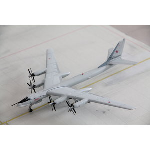 Herpa 1:200 Russian Air Force Tupolev TU95MS