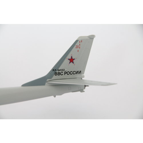 Herpa 1:200 Russian Air Force Tupolev TU95MS