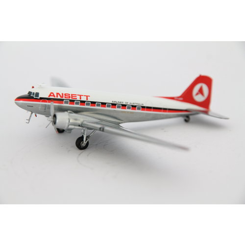 JC Wings 1:200 Ansett DC-3