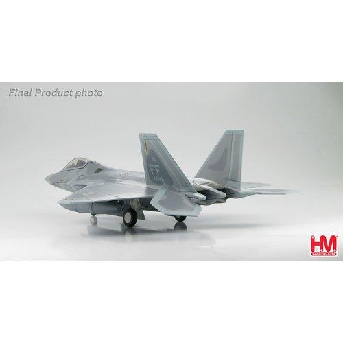 Hobby Master 1:72 F22 Raptor USAF 27th Squadron, Langley Air Force Base Virginia, May 12, 2005