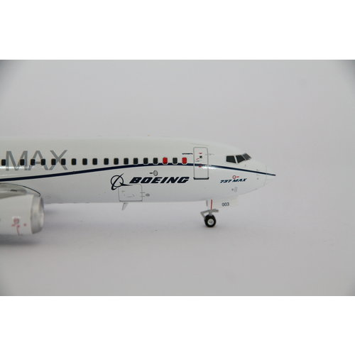 Inflight 1:200 Boeing House Color B737-8MAX