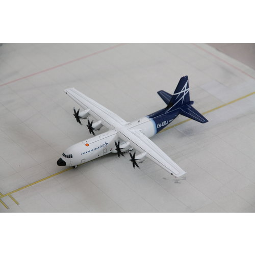 Inflight 1:200 Lockheed Martin House Color C130 / LM-100J