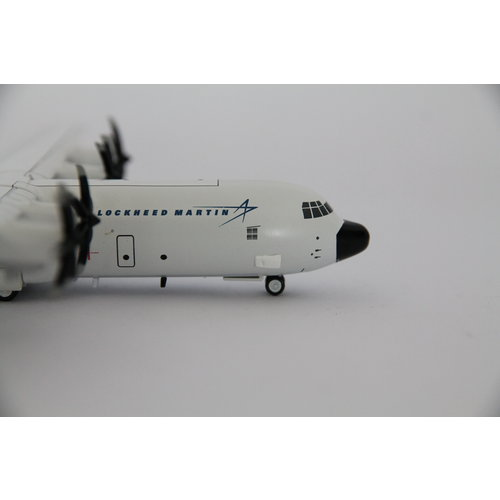 Inflight 1:200 Lockheed Martin House Color C130 / LM-100J
