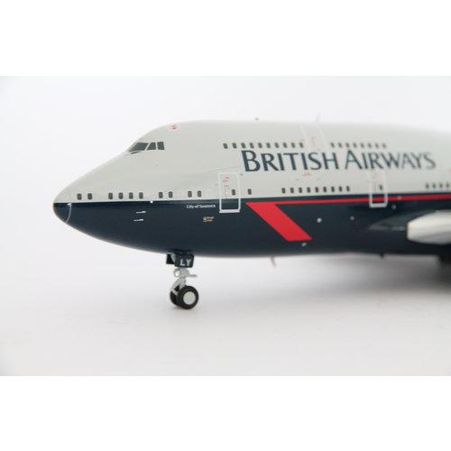 """Gemini Jets 1:200 British Airways """"Landor"""" B747-400"""