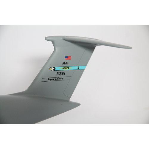 Herpa 1:200 Lockheed C5M Super Galaxy USAF
