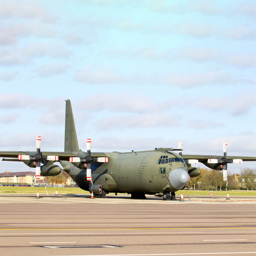 Aviationtag Aviationtag - Lockheed Hercules C-130 – XV209 - RAF