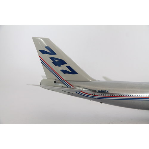 Inflight 1:200 Boeing House Color B747-400