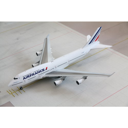 "JC Wings 1:200 Air France ""Last Flight"" B747-400"