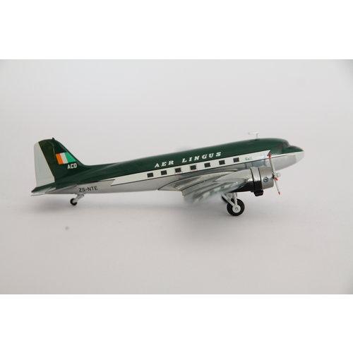 Herpa 1:200 Aer Lingus Douglas DC-3 / C47 Skytrain