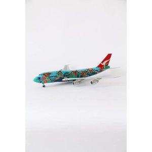 "JC Wings 1:200 Qantas ""Nalanji Dreaming"" B747-300"