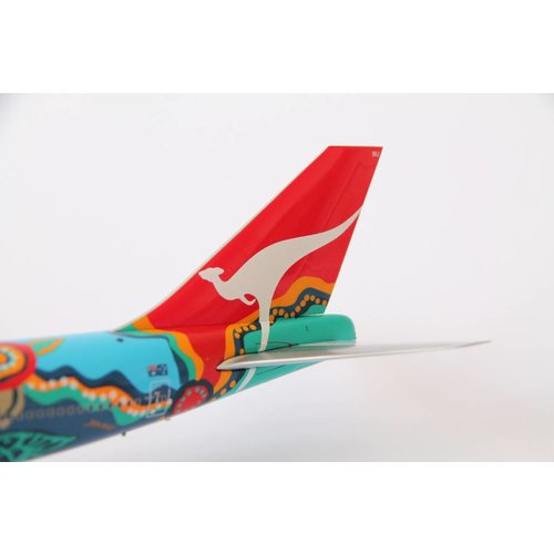 "JC Wings 1:200 Qantas ""Nalanji Dreaming"" B747-300"