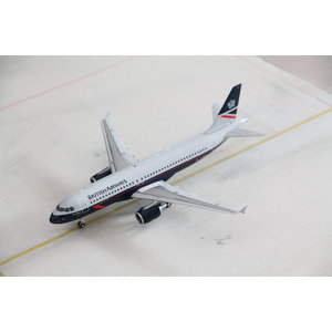 JC Wings 1:200 British Airways A320