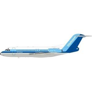 Inflight 1:200 NLM Cityhopper Fokker F-28-4000 Fellowship