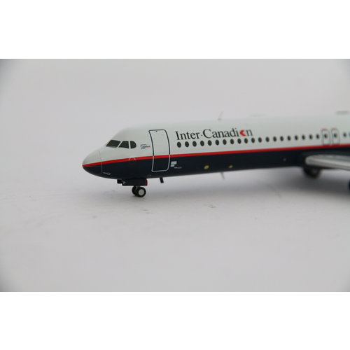 JC Wings 1:200 Inter Canadian Fokker 100