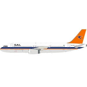 Inflight 1:200 South African Airways A320