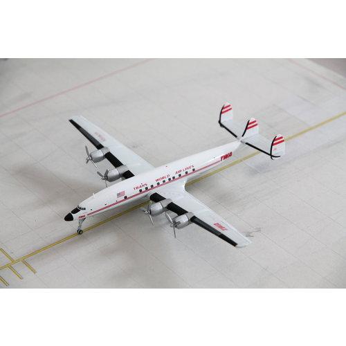 Herpa 1:200 TWA L1649A Starliner