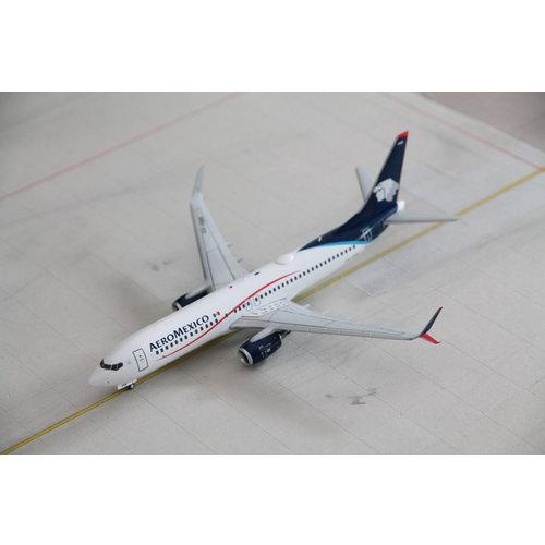 Gemini Jets 1:200 AeroMexico B737-800