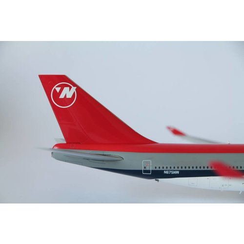 Gemini Jets 1:200 Northwest B747-400