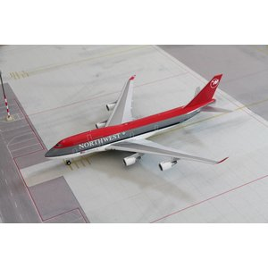 Gemini Jets 1:200 Northwest B747-400