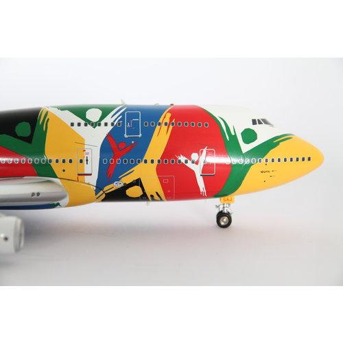 """Inflight 1:200 South African Airways """"Ndizani"""" B747-300"""