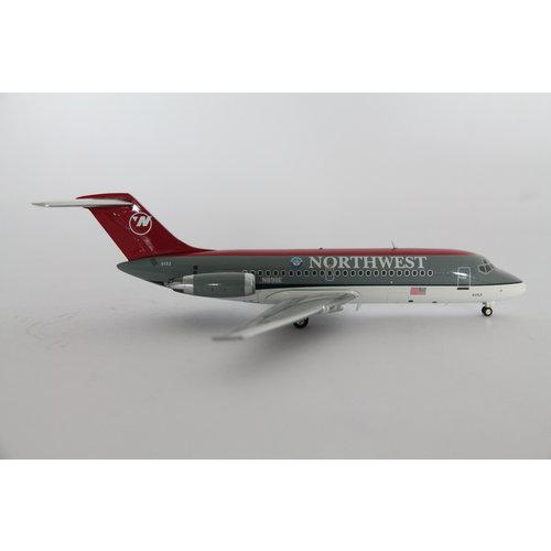 Gemini Jets 1:200 Northwest Airlines Douglas DC-9-14