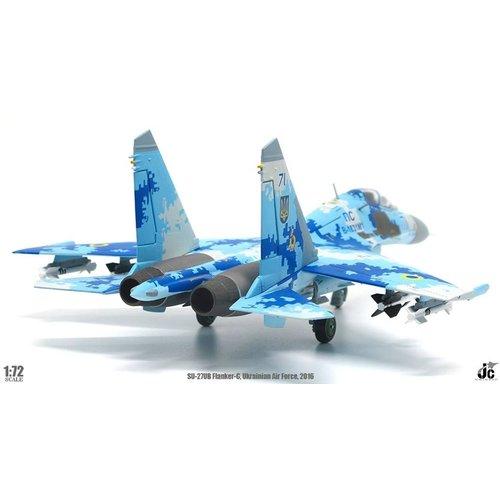 JC Wings 1:72 Su27UB Flanker-C (Ukrainian Air Force, 2016)