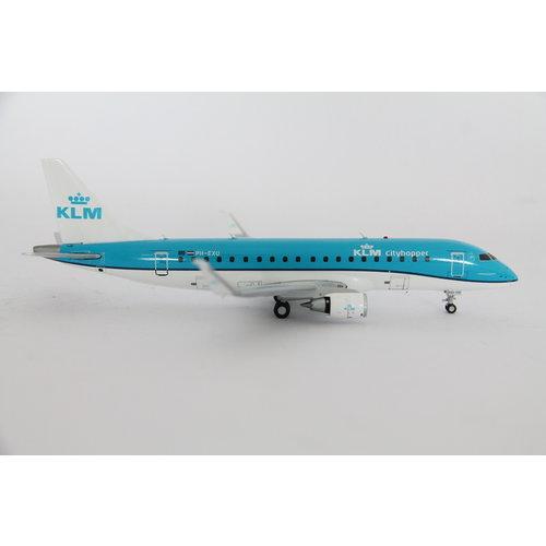 Gemini Jets 1:200 KLM Cityhopper Embraer ERJ175