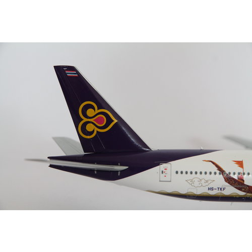 "Gemini Jets 1:200 Thai Airways ""Royal Barge"" B777-300"